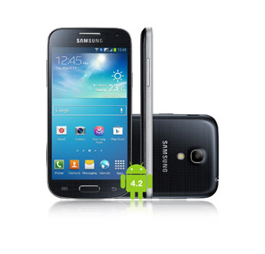 Samsung Galaxy S4 Mini I9192 Preto