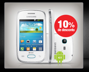 SAMSUNG GALAXY POCKET NEO S5312 BRANCO