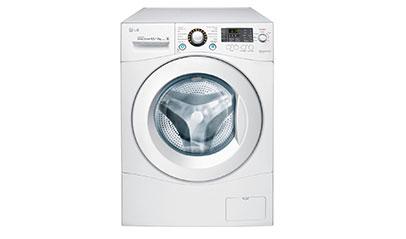 Lavadora e Secadora de Roupas LG