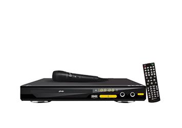 DVD Player Lenoxx, USB, Karaokê com Pontuação - DK452