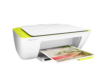 Impressora Multifuncional Hp, Deskjet Ink Advantage - 2136 - Bivolt