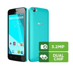 Smartphone Blu Studio 5.0 CE Dual Chip Dual Core Câmera 3.2 MP Azul - D536
