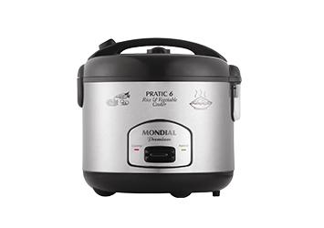 35fea9e32 Panela Elétrica de Arroz Mondial Pratic Rice - PE-02