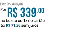 Preço