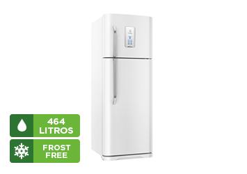 Refrigerador Electrolux, Duplex, Frost Free, 464L, Branco - TF52