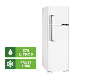 Refrigerador Brastemp Clean, Frost Free, 378 L, Duplex, Branca - BRM42