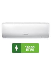Ar Condicionado Split Samsung, Quente e Frio, 12000 BTUS, Branco - AR12KCFUAWQNAZ - 220V