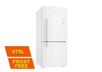 Refrigerador Brastemp Inverse Maxi, Frost Free, 573L, Branca - BRE80ABANA