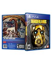 Jogo Borderlands: The Handsome Collection- PS4