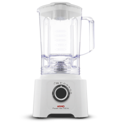 Liquidificador Arno Power Max, 5 Velocidades, 700W, Branco - LN51 - 220V