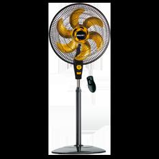 Ventilador de Coluna Mallory Air Timer TS, 3 Velocidades, 126W, Gold - B94401221