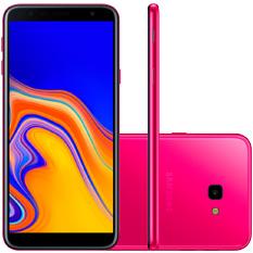 Smartphone Samsung Galaxy J4 Plus, Câmera 13MP, Quad-Core, 32GB, Rosa - SM-J415G